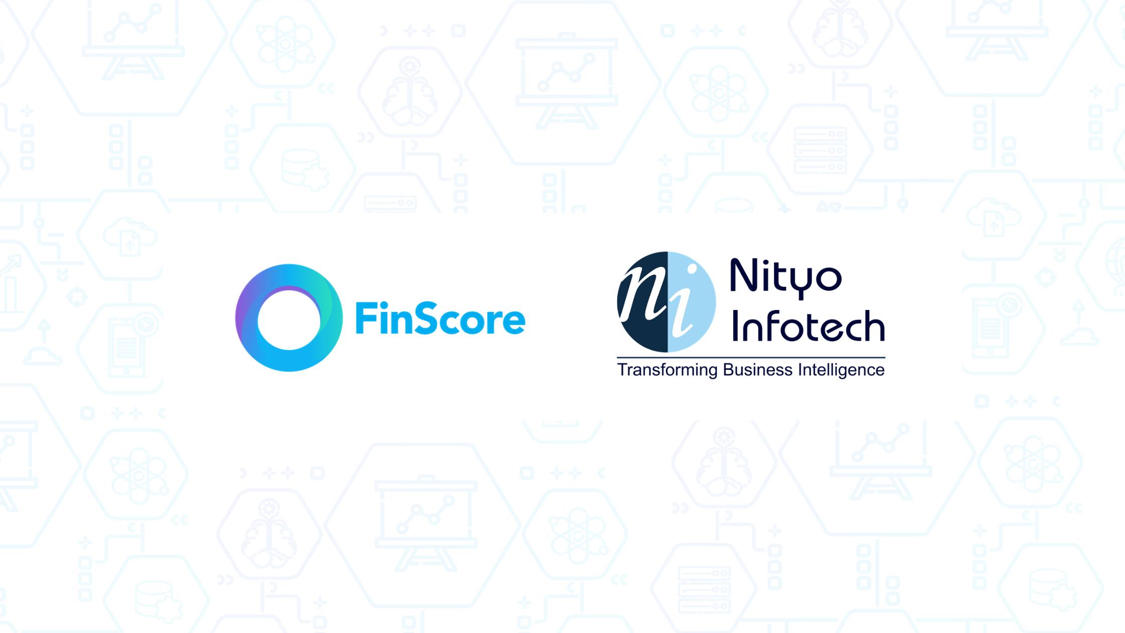 FinScore x Nityo Infotech Partnership